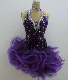 latin dance costumes for competition - Google Search