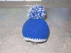 Crochet Dallas Cowboys Football hat photography prop 0 by echats, $13.00