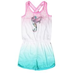 She'll love the trendy design and playful style of these girls' Jelli Fish romper pajamas. Kids Outfits Girls, Teenager Outfits, Cute Outfits For Kids, Cute Summer Outfits, Summer Girls, These Girls, Cute Girls, Kids Girls, Girl Outfits