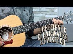 """Como tocar """"Have You Ever Seen The Rain"""" de Creedence - Tutorial Guitarra - YouTube"""