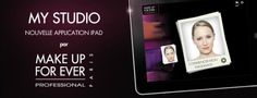 MY STUDIO by MAKE UP FOR EVER, ecco l'app beauty per iPad