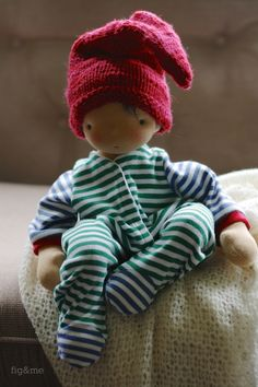 Little Thorpe, by Fig and Me. Was thinking of attempting to make him but with elf ears for elf on the shelf this year.