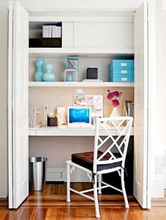 closet workspace | jacobson interior design