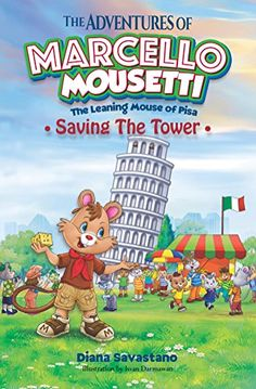 The Adventures of Marcello Mousetti: The Leaning Mouse of... https://www.amazon.com/dp/B07DK3LSP3/ref=cm_sw_r_pi_dp_U_x_-XLkBb6PV07D2