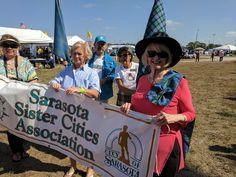 Sarasota Sister Cities: THE HIGHLAND GAMES, at Robarts Arena, Saturday Feb...