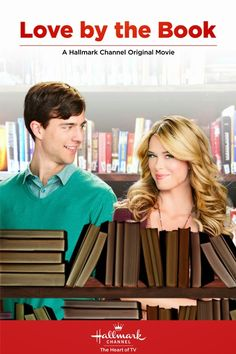 Its a Wonderful Movie - Your Guide to Family Movies on TV: Hallmark Channel Movie: LOVE BY THE BOOK