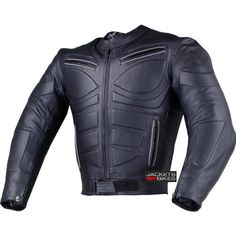 BLADE MOTORCYCLE RIDING ARMOR BIKER LEATHER JACKET BLACK - http://shop.caraccessoriesonlinemarket.com/blade-motorcycle-riding-armor-biker-leather-jacket-black/
