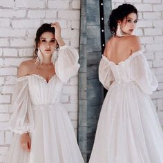 Fashion Dresses, Wedding Day, Romantic, Prom, Black And White, Wedding Dresses, Casual, Outfits, Clothes