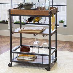Mercury Row Winchester Kitchen Cart & Reviews | Wayfair.ca