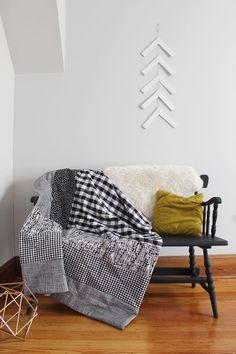 Easy Beginner's Quilt