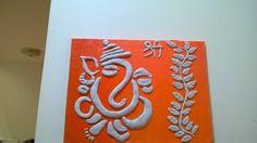 Ganesha, shilpkar clay