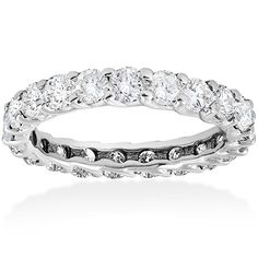 Shop a great selection of Trellis Diamond Eternity Wedding Ring White Gold. Find new offer and Similar products for Trellis Diamond Eternity Wedding Ring White Gold. White Gold Eternity Rings, Eternity Ring Diamond, Eternity Bands, Diamond Wedding Rings, White Gold Rings, White Gold Diamonds, Wedding Bands, Wedding Sets, Gold Wedding
