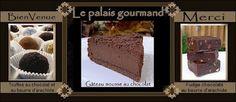 Le palais gourmand Fudge, Bon Dessert, Spare Ribs, Food Platters, Pudding Recipes, Sauce, Rice Krispies, Coco, Muffins