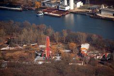 ღღ Ehemaliger Spreepark ,Luftbild Luftbilder Luftaufnahme Luftaufnahmen,vue aérienne,aerial photo,aerofotografia,fotografie ze vzduchu,luftfoto