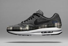 10 Awesome Sneakers to Wear in Awful WeatherPendleton x Nike Air Max Lunar1 90fa3de99