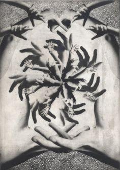 hand kaleidoscope