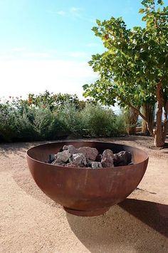 Bowl-o-zen-firebowl from John Unger