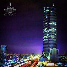 Rafal Tower - Riyadh City - Kingdom of Saudi Arabia