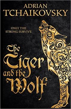 We have another 5 star review heading to you!The Tiger and the Wolf, by Adrian Tchaikovsky http://sfreader.com/read_review.asp?t=The+Tiger+and+the+Wolf-by+Adrian+Tchaikovsky&book=1868