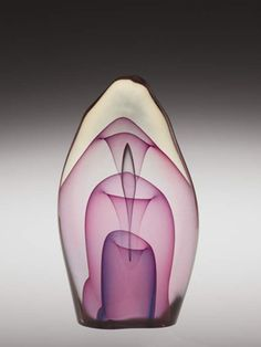 Emergence Series in glass: Dominick Labino, at the Corning Museum of Glass