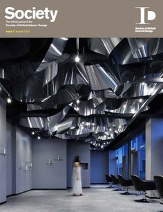 Autumn 2012 (November) is the second edition of Society, the official journal of the Society of British Interior Design.
