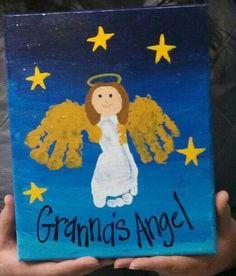 Angel footprint