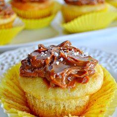 Banana Cupcakes by Kitchen_Meets_Girl