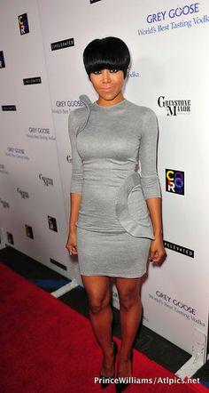 Silver dress!!!