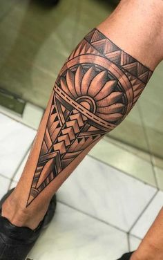 Maori tattoo: meaning, history and 60 inspirations - My Tattoo - -. - Maori t. - Maori tattoo: meaning, history and 60 inspirations – My Tattoo – -… – Maori tattoo: meanin - Polynesian Leg Tattoo, Maori Tattoo Arm, Calf Tattoo Men, Hawaiianisches Tattoo, Polynesian Tattoos Women, Polynesian Tattoo Designs, Maori Tattoo Designs, Tribal Sleeve Tattoos, Forearm Tattoo Men