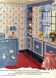 Color-perfect wallpapers: color magic for every room : Sears, Roebuck and Co. : Free Download, Borrow, and Streaming : Internet Archive
