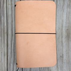 #FieldNotes or #Moleskine Small Journal Cover. #Leather