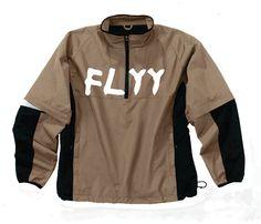 Flyy Logo Windbreaker / Flyy Clothing