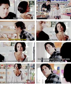 """#TVD 6x03 """"Welcome to Paradise"""" - Bonnie and Damon http://allabouttvdcw.blogspot.com/ https://www.youtube.com/channel/UCHLoEl7tEqqYPi-rxD9SgQw"""