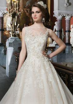 Justin Alexander Wedding Dresses - so stunning