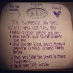 It's just a number