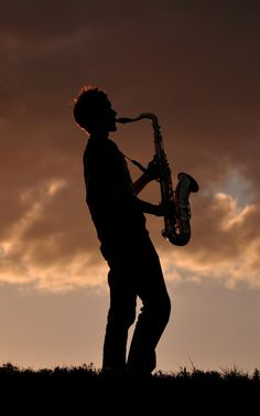 Senior Picture / Photo / Portrait Idea - Musician - Band - Saxophone