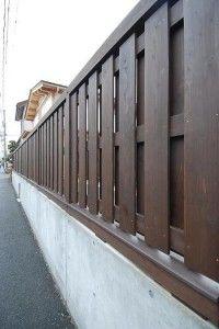 大和塀 おしゃれまとめの人気アイデア Pinterest 雄允 涌井 エクステリア 目隠し 庭 フェンス 建築家
