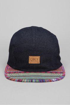 OBEY Monterrico 5-Panel Hat