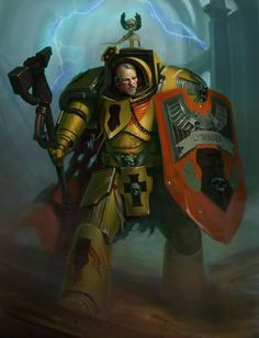Warhammer 40k Art, Warhammer Fantasy, Imperial Fist, Space Wolves, Swords And Daggers, Space Marine, Fantasy Artwork, Rogues, Marines