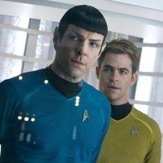 Star Trek: Into Darkness Trailer