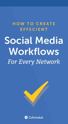 Do better work, faster. https://coschedule.com/blog/social-media-workflow?utm_campaign=coschedule&utm_source=pinterest&utm_medium=CoSchedule&utm_content=The%20Simple%206-Step%20Social%20Media%20Workflow%20To%20Get%20Your%20Team%20Organized