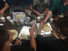 Our teens of Inspirations for Youth and Families (IYF) are back at it and have learned to prepare another fantastic and tasty recipe!  From our educational program's Life Skills & Nutrition course our teens were taught how to create delicious and healthy burritos. This kind of activity helps to reinforce what our teens have been …