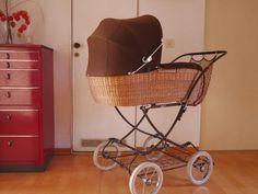 Nostalgie Kinderwagen 70er Jahre Korbkinderwagen Cord Retro Vintage<br /><br /><br...,Nostalgie Kinderwagen 70er Korbkinderwagen Cord Retro Vintage in Bonn - Poppelsdorf