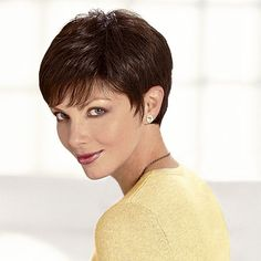 hairstyles for women over 70 years old | Short Wigs For Women Over 70 ...