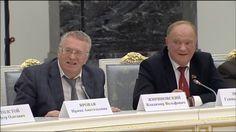 Свежак. 22.03.2017. Жириновский снова учит Путина уму разуму!