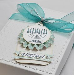 Hanukkah Gift Tags and Matching Gift Box. Captured Card Case My Time Made Easy PTI