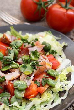 Caprese Salad, Cobb Salad, Grilling, Salads, Food Porn, Food And Drink, Fimo, Crickets, Salad