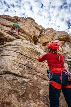 Rock climbing in Joshua Tree National Park is incredible and needs to be on your bucket lists! There are so many fun things to do in California, but this outdoor adventure is a serious can't miss. Whether you have no experience or have some serious skills, you need to add this to your next family vacation or weekend road trip. Just make sure that you take the right guide so that you see everything and don't miss anything awesome!