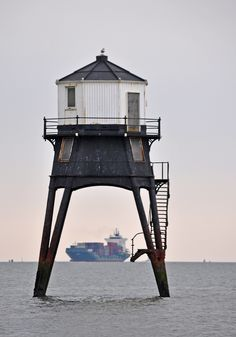 Dovercourt Lighthouse | The outer lighthouse at Dovercourt. … | Flickr