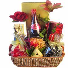 Sugar-Free Purim Basket